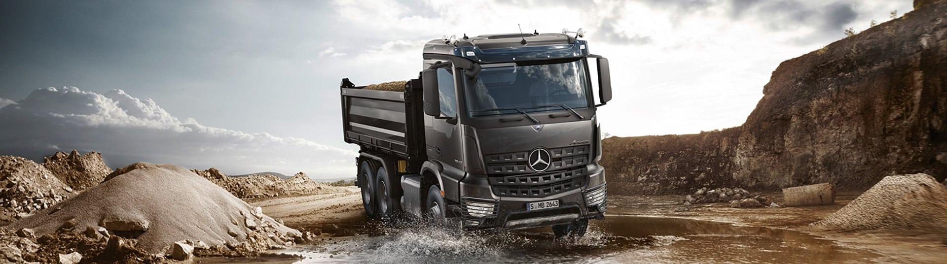 Mercedes LKW Arocs