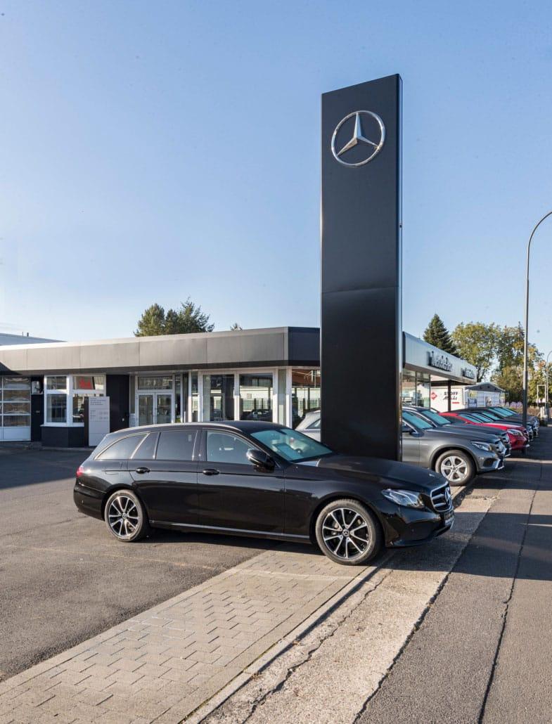 Hartwich Kress Mercedes Benz Autohaus Schlüchtern